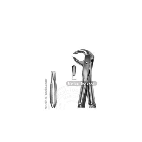 English Extracting Forceps No. 73 S