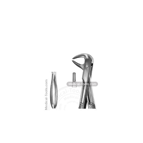 English Extracting Forceps No. 74 D