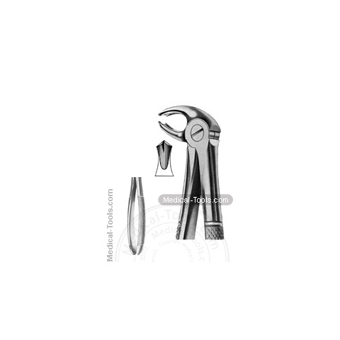 English Extracting Forceps No. 22G