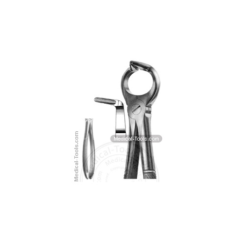 English Extracting Forceps No. 68