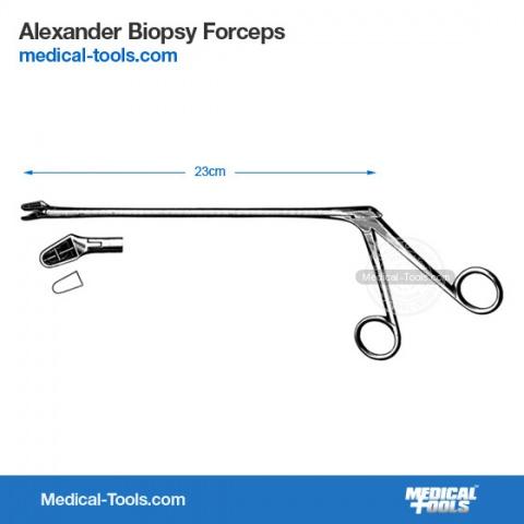 Gellhorn Biopsy Forceps 23cm