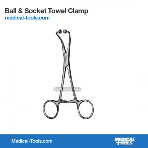 Lorna Towel Clamp