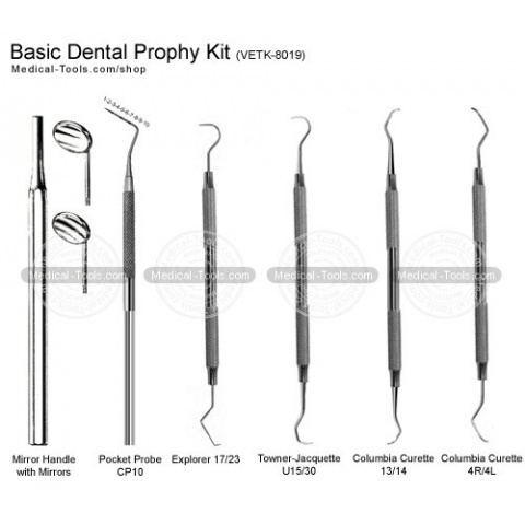 Advance Dental Prophy Kit
