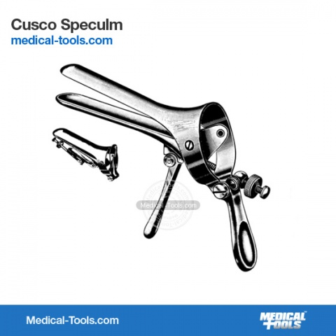 Colin Speculum 65x10mm
