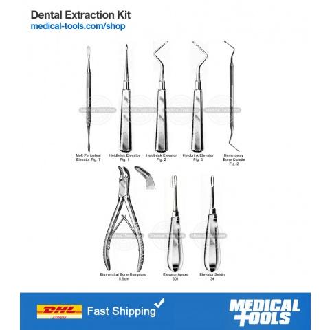 Dental Surgery Basic Kit