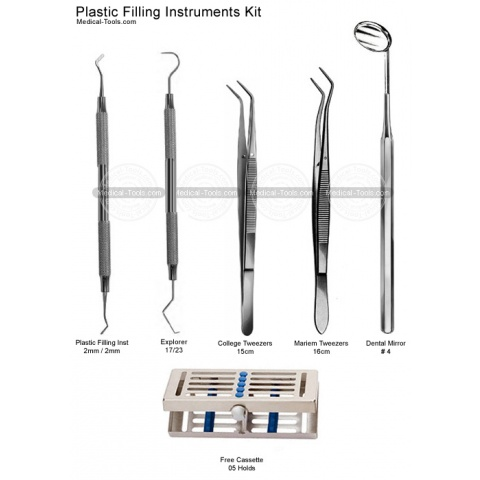 Dental Extraction Instruments Kit