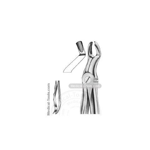 Fitting Handle Forceps No. 67.5L