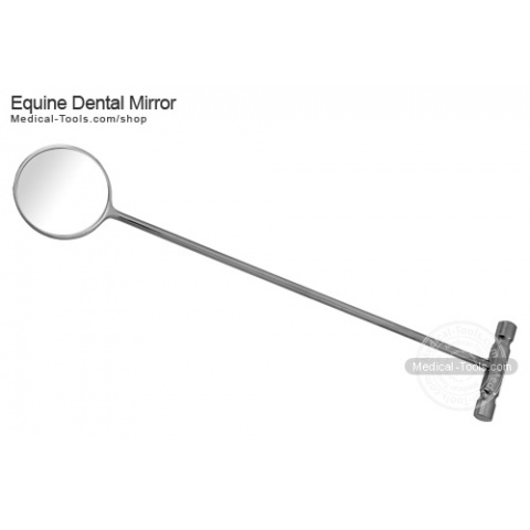 Equine Molar Extracting Forceps Set