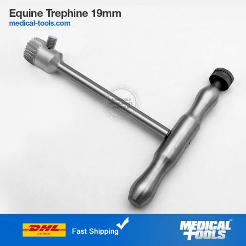 Equine Trephine 12.7mm