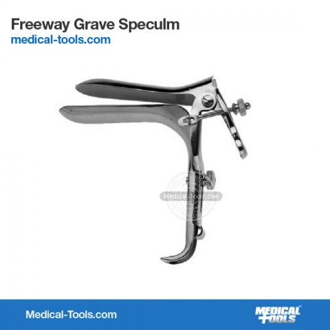 Cusco Speculum - Swiss Pattern