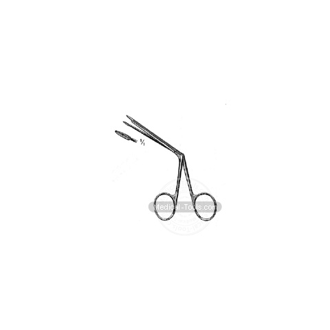 Littauer Ear Forceps 12cm