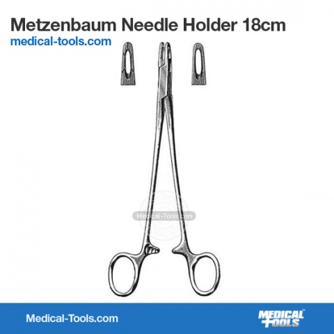 Bozeman Needle Holder