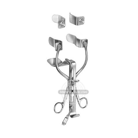 Millin Bladder Retractors-Urology Instruments