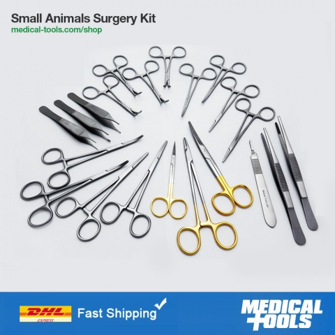 Small Animal Dental Extraction Kit