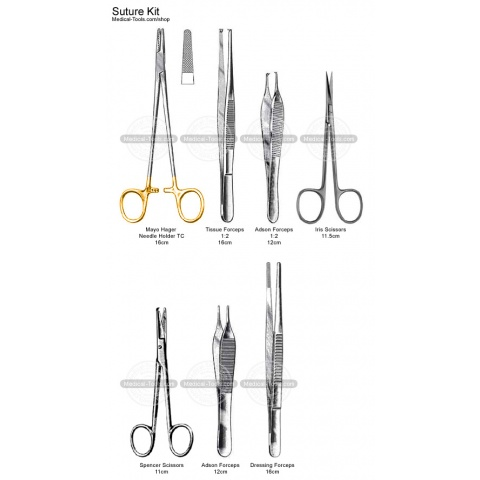 Orthopedic Surgery Minor Set