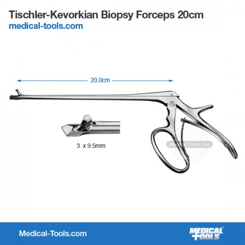 Townsend-Mini Baby-Tischler Biopsy Forceps 20.5cm
