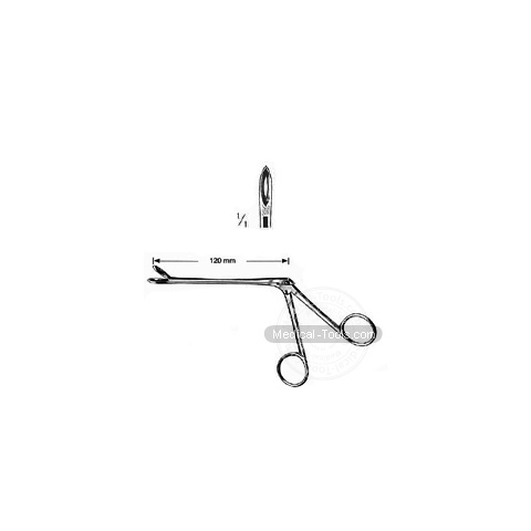 Weil-Blakesley Nasal Cutting Forceps Fig 1