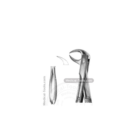 English Extracting Forceps No. 86 B