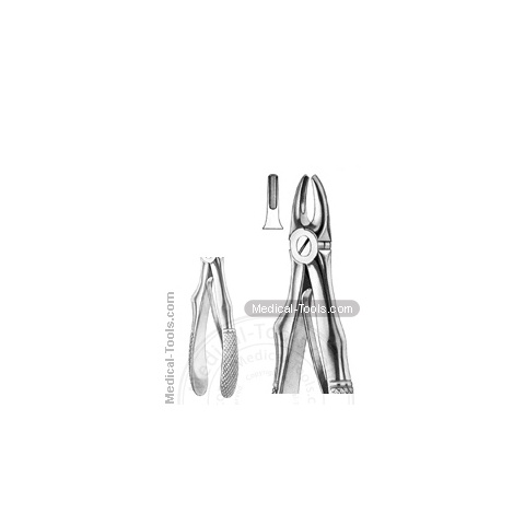 English Extracting Forceps No.217