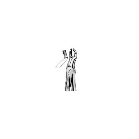 Forceps for Upper Third Molars Left No. 67-1/2 L
