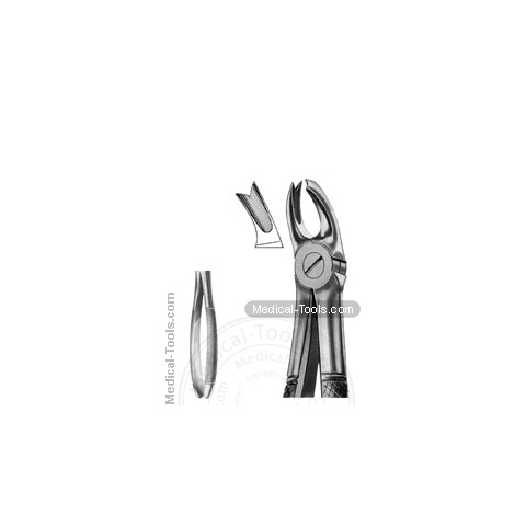English Extracting Forceps No. 65L