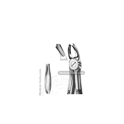 English Extracting Forceps No. 65 R