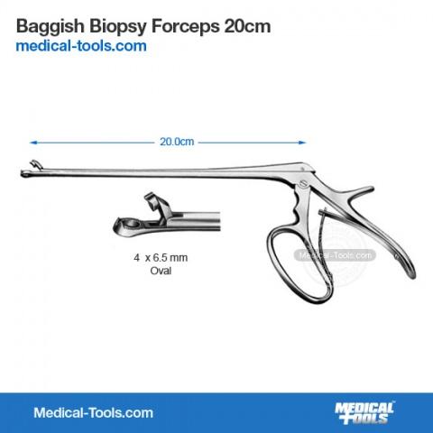 Tischler-Kevorkian Biopsy Forceps 20cm