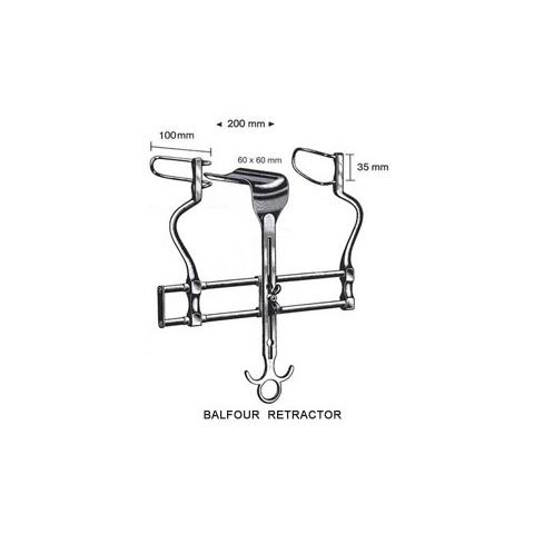 Balfour Retractors 20cm