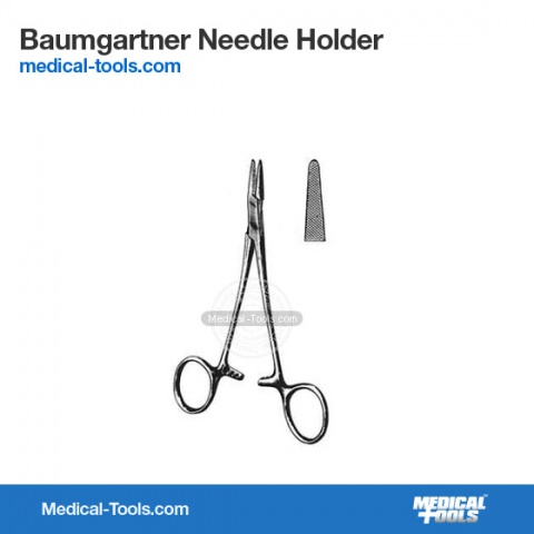 Derf Needle Holder 12.5cm