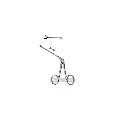 Bellucci Otology Straight 4mm