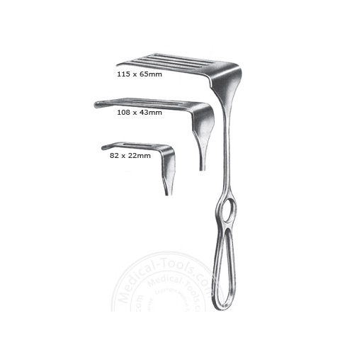 Collin-Hartmann Retractor 16cm