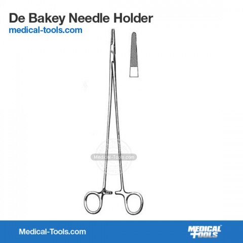 Mayo-Hegar Needle Holder Fine