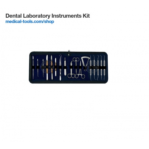 Dental Laboratory Instruments Kit