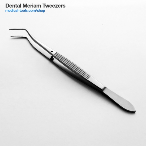 Dental London College Tweezers
