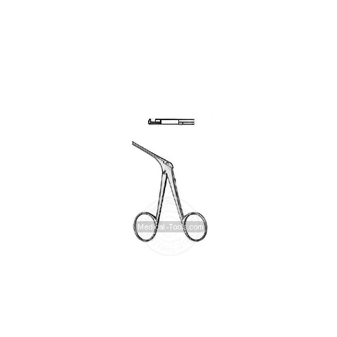 Dieter Mini Ear Forceps