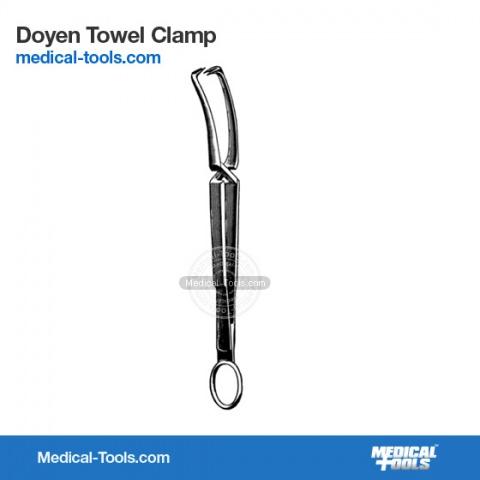 Moynihan Towel Clamp 19cm