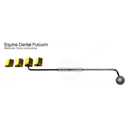 Equine Cap and Molar Extractor