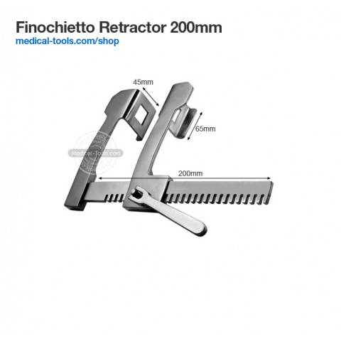 Finochietto Retractor 100mm