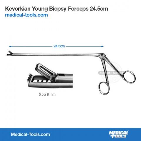 Schumacher Biopsy Forceps 24cm