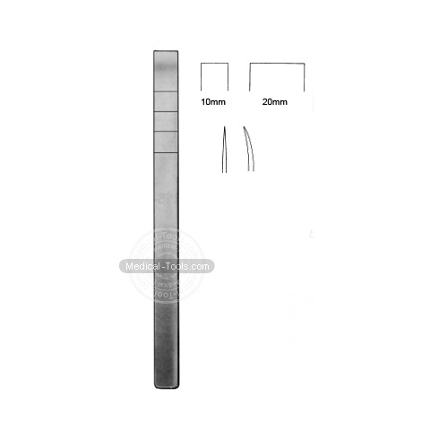 Long Bevel Osteotome