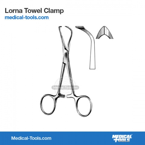 Hoff Towel Clamp