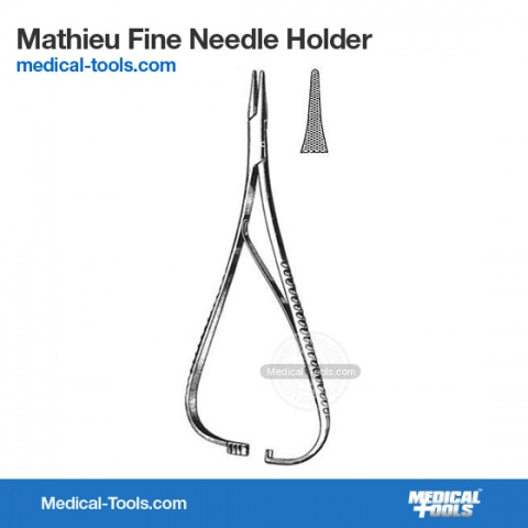 Mathieu Needle Holder