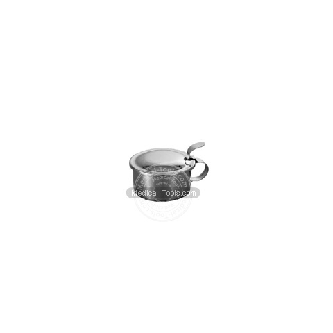Sputum Cup Stainless Steel