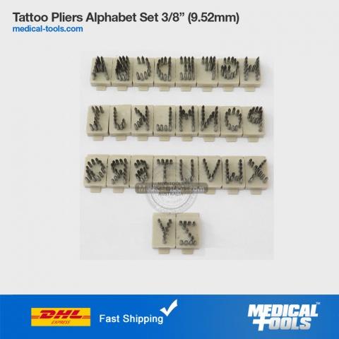 Tattoo Pliers Kit Standard