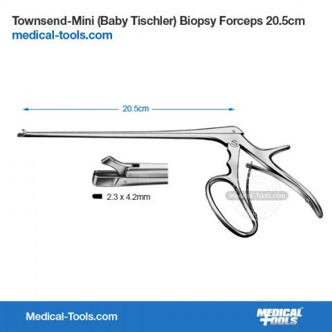 Burke Biopsy Forceps 20cm