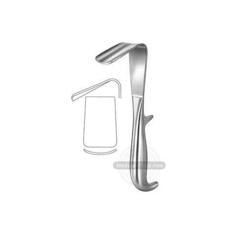 Young Prostatic Retractors-20.5cm-Urology Instruments